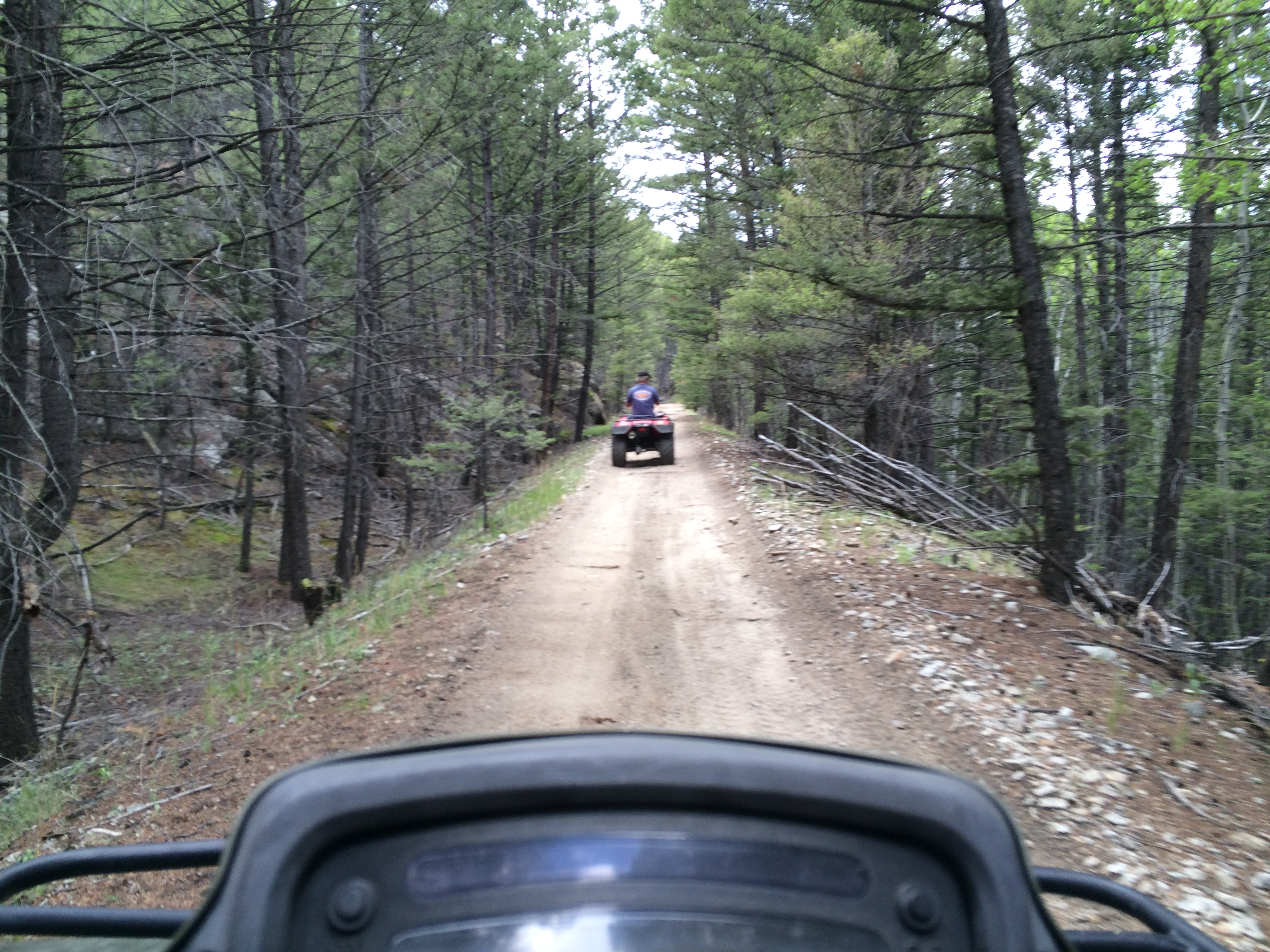 Pipestone OHV with Montana ATV Adventures | Down the Trail: ATV